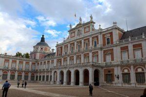 Palacio y jardines de aranjuez