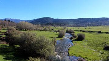 Sendero de los Reales Sitios de Valsaín hasta La Granja