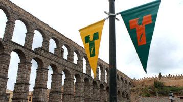 Titirimundi, Segovia el escenario perfecto