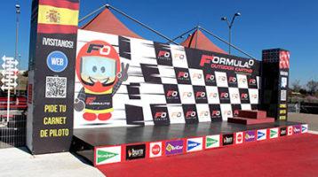 Fórmula Cero, a toda Velocidad!!