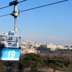 Teleférico, disfruta de Madrid desde las alturas