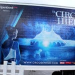 Circo del Hielo, un espectáculo que no te dejará helado.