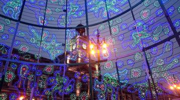Navidad en el centro de Madrid, siente la magia.