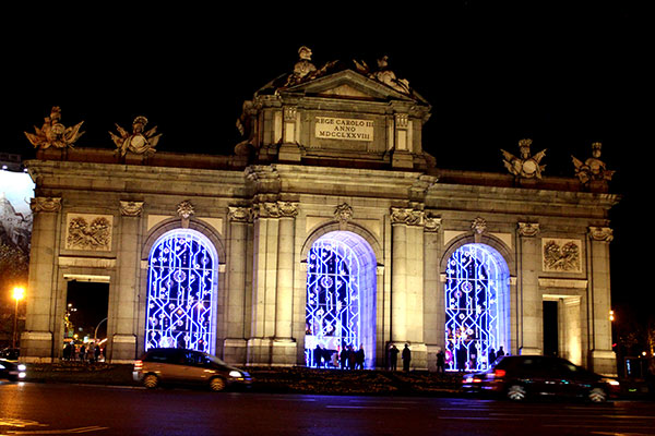 Madrid-navidad