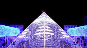 Pirámide Mágica, Torrejón se viste de Navidad