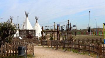 Trepo park, vive una aventura en el sur de Madrid