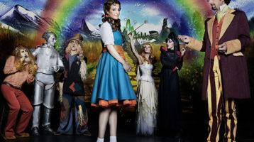 El Mago de Oz, disfruta con este mágico musical.