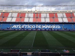 Tour del Vicente Calderón, pasión por el Atleti