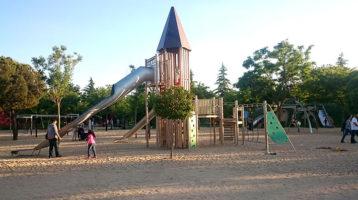 Parque Ciudad de los niños en Getafe