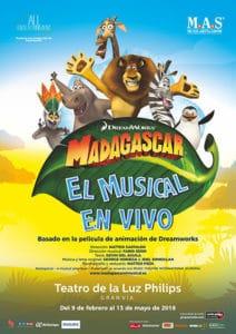 Madagascar, ¡Queremos , marcha, marcha!