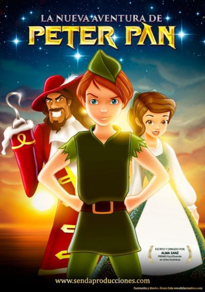 La-nueva-aventura-de-Peter-Pan