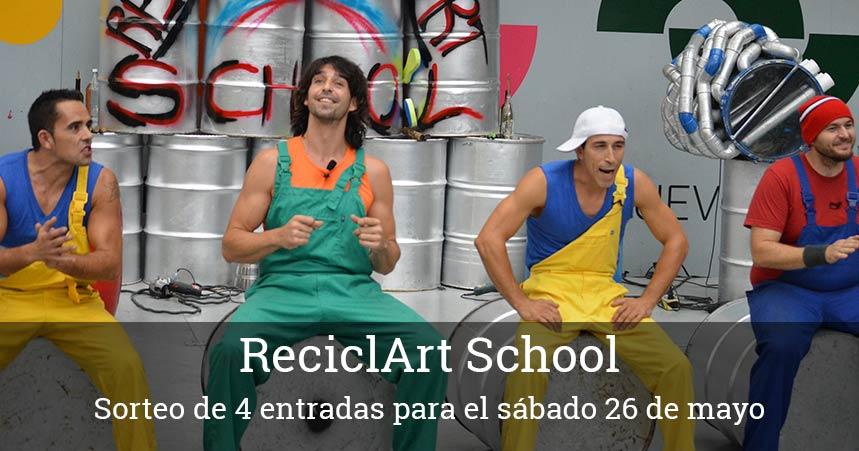 Reciclart-school