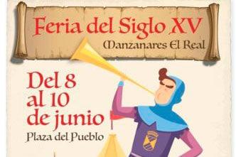 Feria-siglo-XV-Manzanares