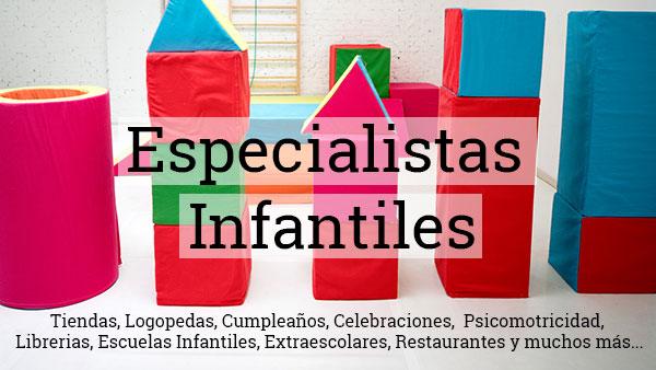 Especialistas-infantiles