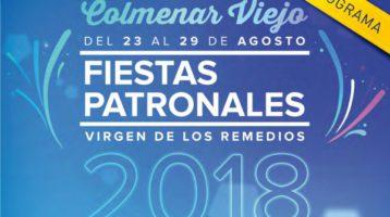 Fiestas de Colmenar Viejo 2018
