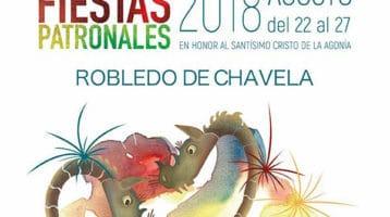 Fiestas de Robledo de Chavela 2018