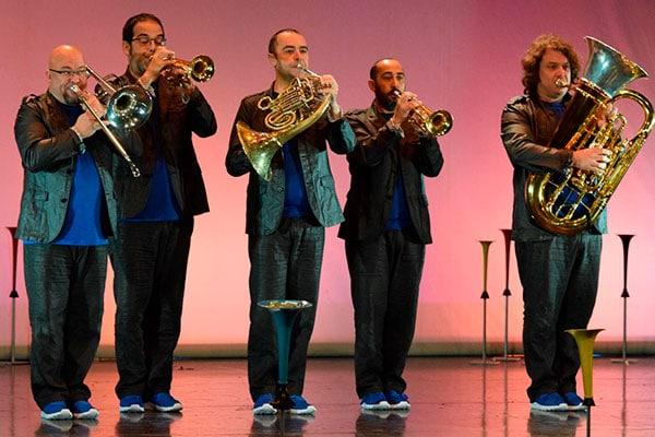 Brass-brass-brass