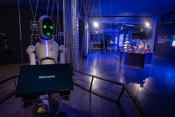 Nosotros-robots