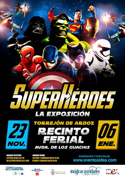 Superheroes-la-exposicion