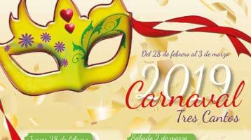 Carnaval de Tres Cantos 2019