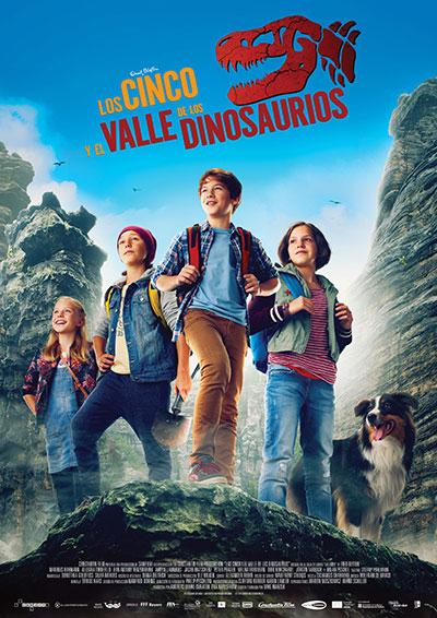 los-cinco-y-el-valle-de-los-dinosaurios