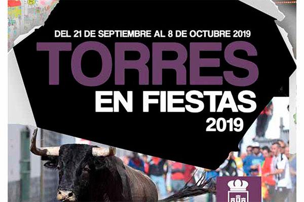 Fiestas De Torres De La Alameda 2019 Planinfantil Es