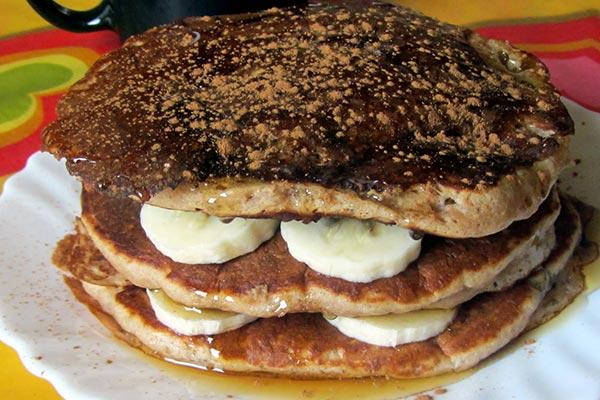 tortitas-de-platano-y-miel