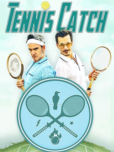 tennis-catch