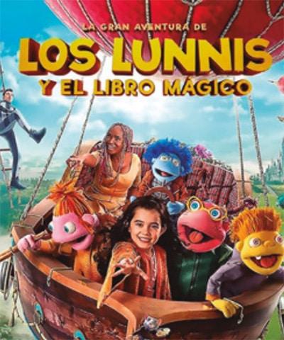 los-lunnis-y-el-libro-magico