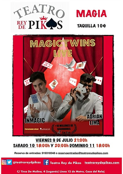 magictwins-live